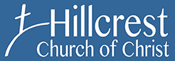 Hillcrest Church of Christ Retina Logo
